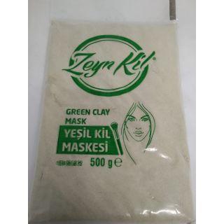 Yeşil Kil Maskesi 500 Gr